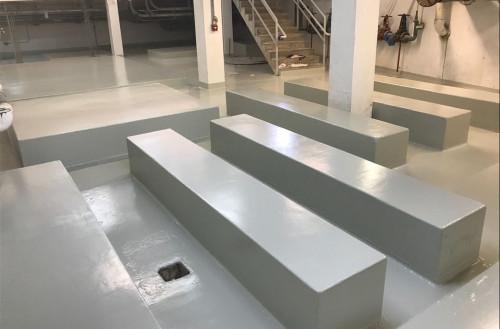 BIO MUSEO  PISO EPOXICO
